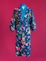 Tama kolibry II - kimono bawełniane długie - Kikimono