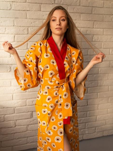 Tama żółte kimono - Kikimono